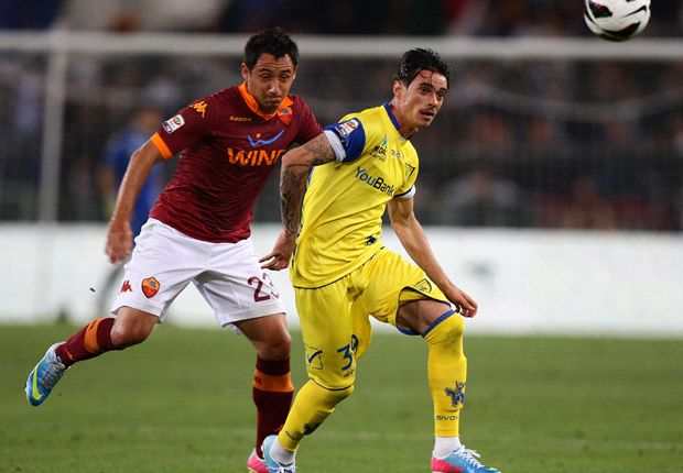 Roma 0-1 Chievo: La Champions League se aleja de la capital