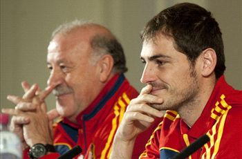 Vicente Del Bosque: Iker Casillas Siap Tampil Di Piala Konfederasi