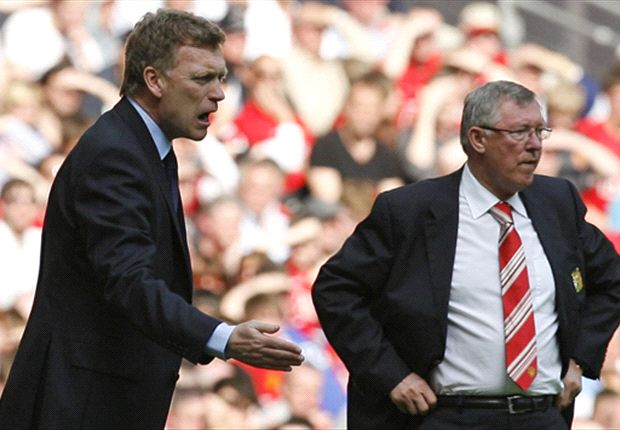 'Sir Alex thinks United have one of their hardest Champions League draws ever' - Moyes