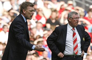 Moyes signs six-year deal to become Manchester United manager
