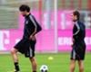 FC Bayern: Martinez wieder am Ball