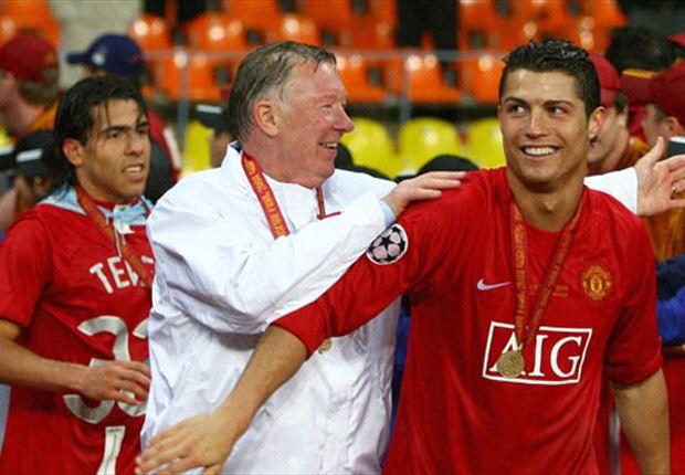 Cristiano Ronaldo fichará, ¿por el Manchester United?