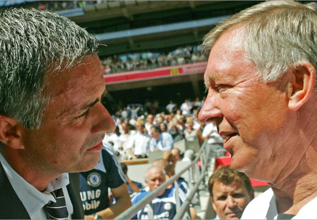Real Madrid boss Mourinho 'emotional' over Sir Alex Ferguson retirement