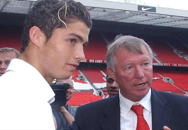'Thanks for everything, Boss' - Cristiano Ronaldo pays tribute to Sir Alex Ferguson