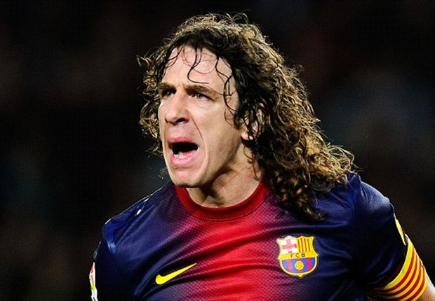 Martino 'surprised' by Puyol retirement talk