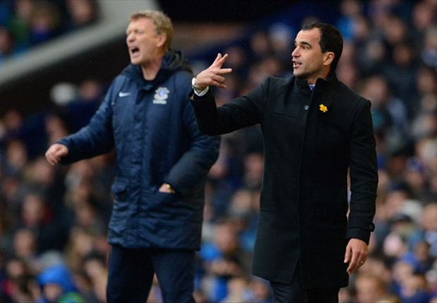 Martinez promises Champions League football to Everton chief Kenwright