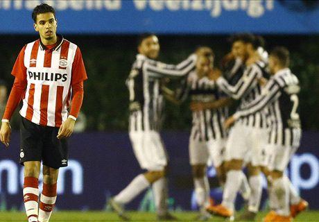 Maher met Jong PSV naar Engeland