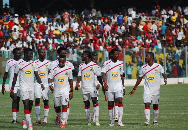 Asante Kotoko in hot waters now