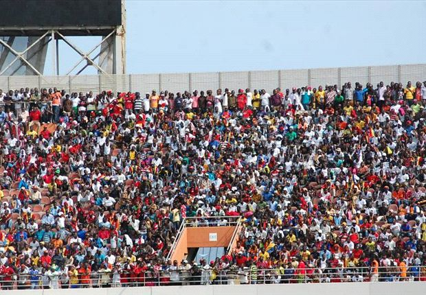Baba Yara Stadium to host Ghana v Egypt game