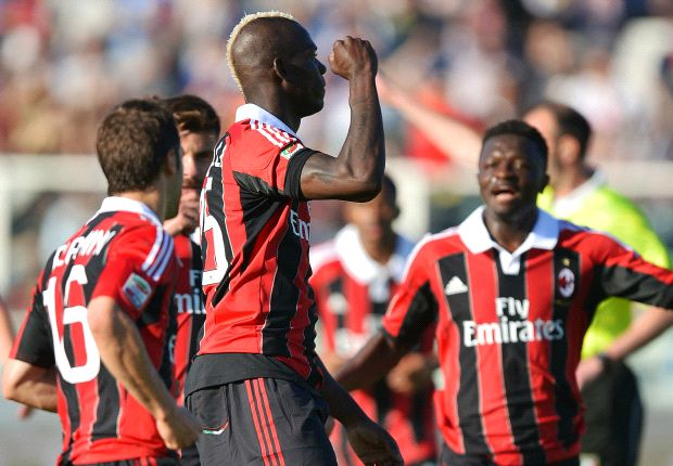 AC Milan - Roma Betting Preview: Expect Balotelli to have the last word again at the San Siro