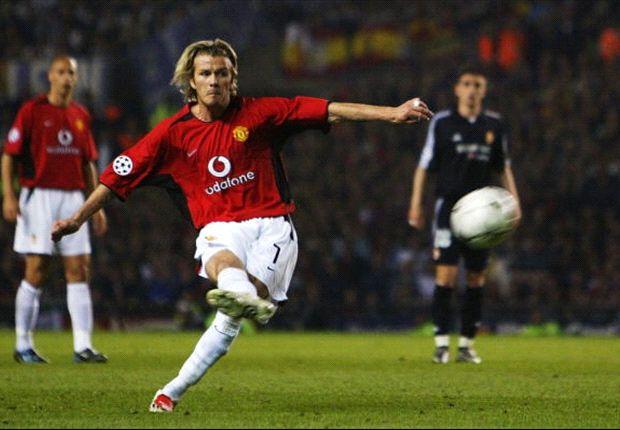 Beckham prijst vaderfiguur Ferguson