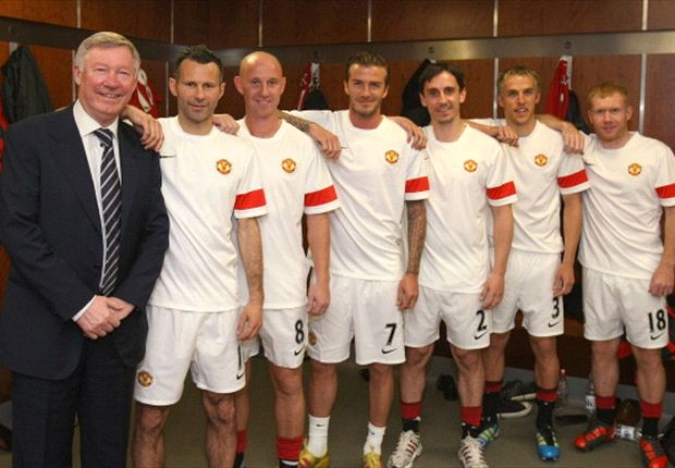 'Class of '92' agree deal to buy Salford City FC