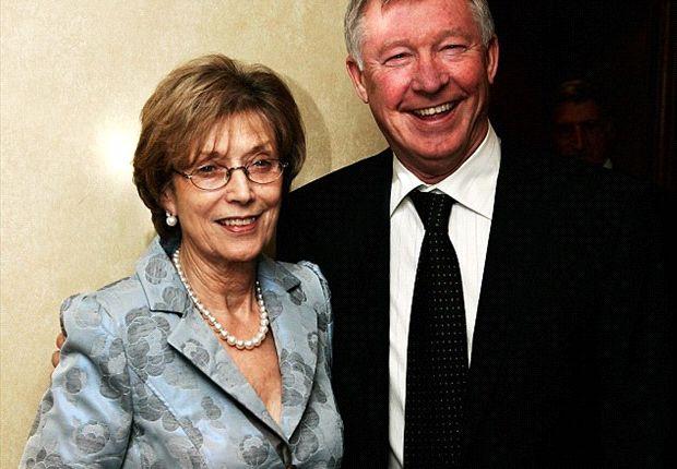 Sir Alex Ferguson: Ohne Cathy wäre längst Schluss gewesen