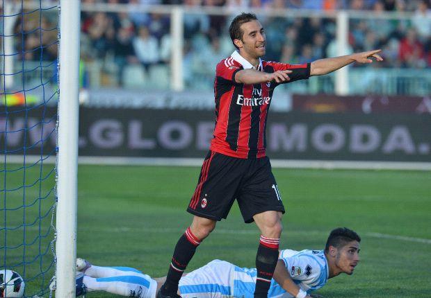 Milan ganó y quedó a un paso de la Champions