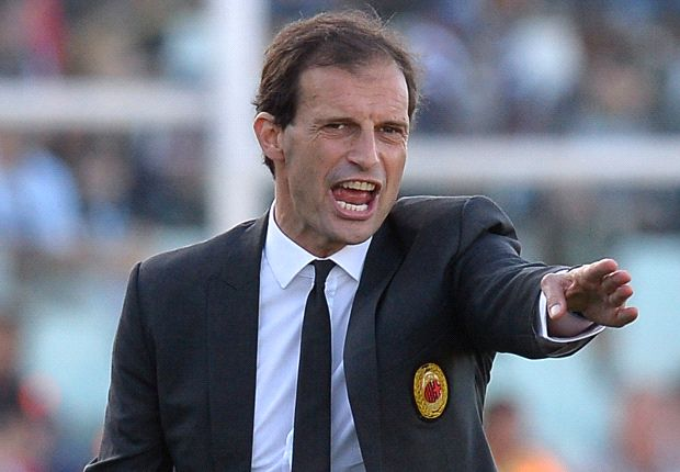 Allegri wants to finish with a flurry