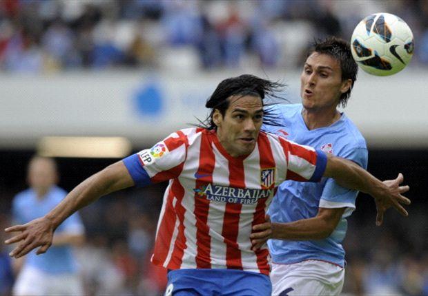 El Atlético se asegura la Champions y hunde en el descenso al Celta
