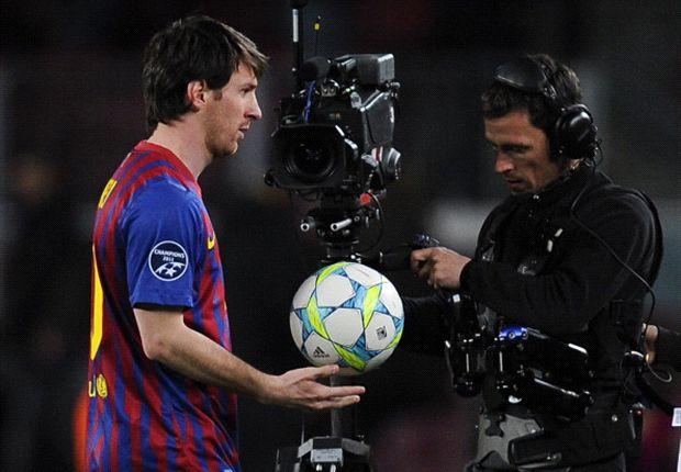 Compran derechos de biografía sobre Messi para hacer película
