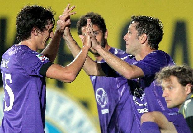 Fiorentina Masih Mengincar Tiga Besar