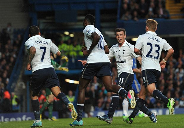 TEAM NEWS: Bale partners Adebayor for Tottenham in must-win Sunderland clash