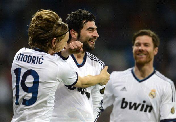 Xabi Alonso quiere centrarse en la final de la Copa del Rey