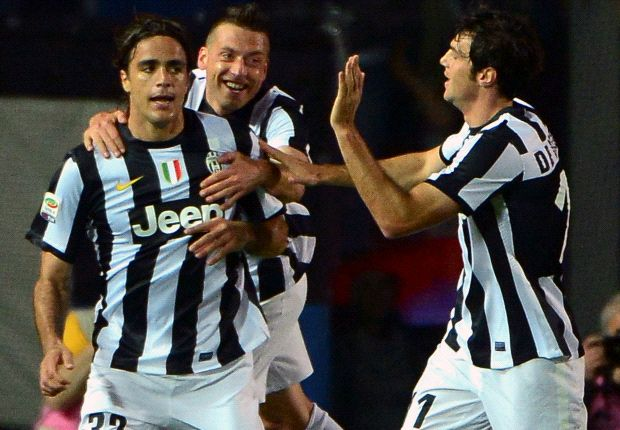 Atalanta 0-1 Juventus: Matri ensures Scudetto celebrations continue
