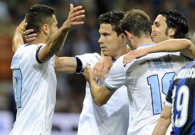 Lazio Rom schlägt Inter Mailand auch ohne ein Tor von Miroslav Klose
