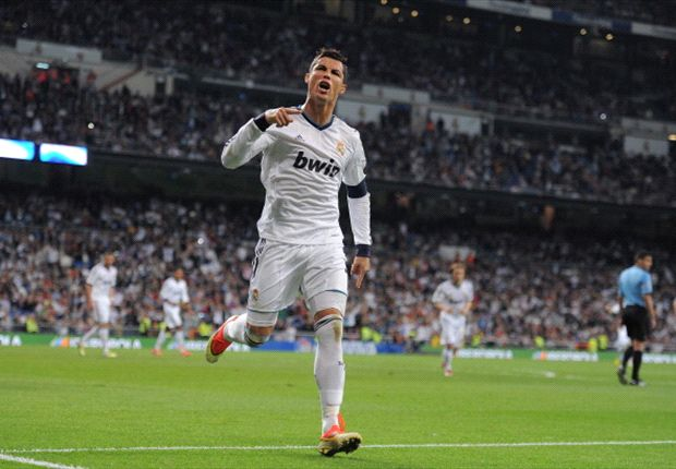 Real Madrid 6-2 Malaga: Ronaldo reaches 200 goals in romp