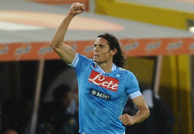 Cavani: It would be difficult to turn down Chelsea or Real Madrid