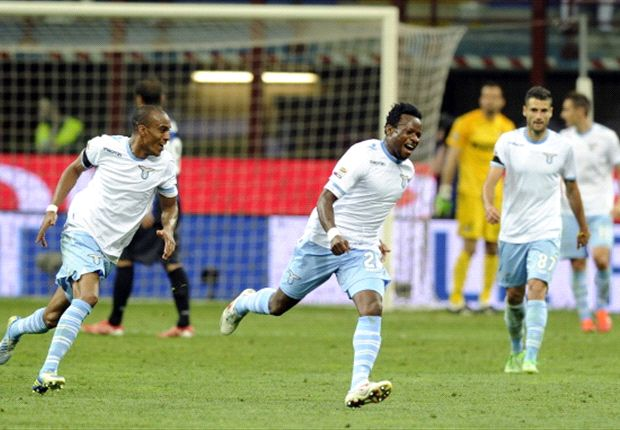 Nigerians Abroad: Ogenyi Onazi scores a rocket against Inter as Moses comes on as a sub in Chelsea draw