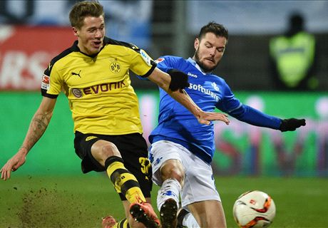Ratings: Darmstadt 0-2 Dortmund
