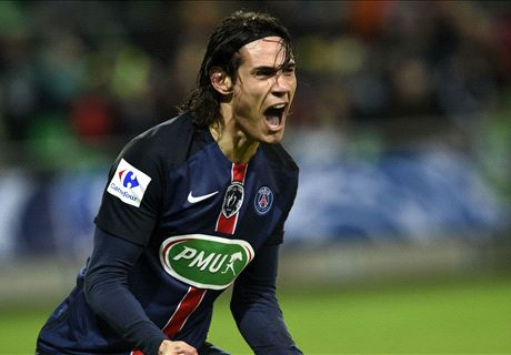 Saint-Etienne 1-3 PSG: Off to the semis