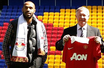 Thierry Henry: Everyone is sad about Sir Alex Ferguson retiring