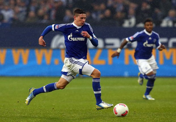 'Schalke won't deny Draxler Real Madrid move'