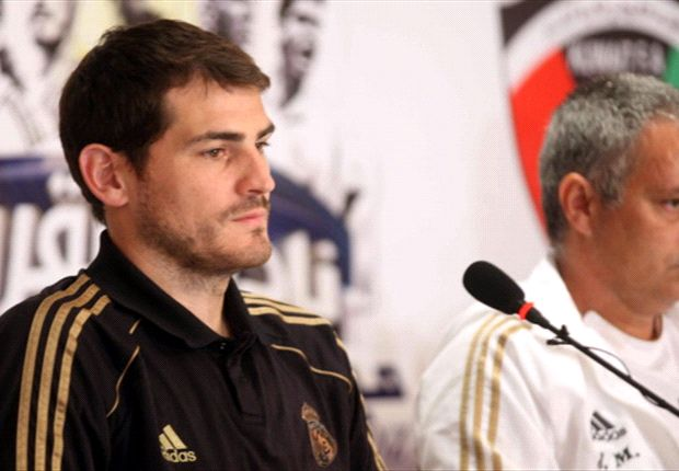 Michel bewildered by Mourinho-Casillas feud