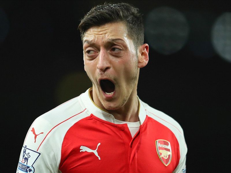 Ozil tells Barca to be calm ahead of January transfer.