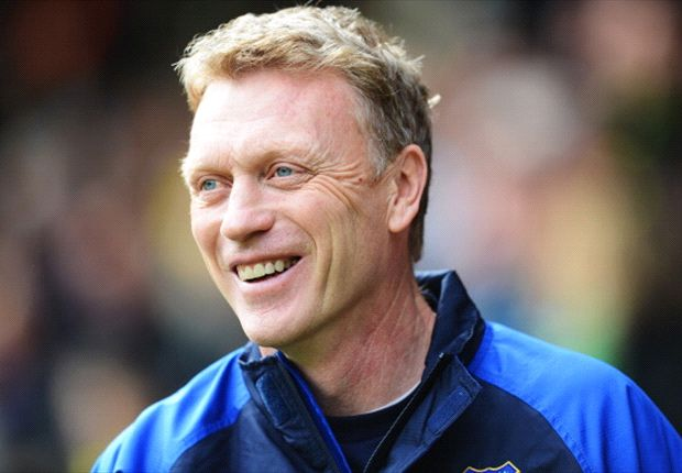 Pressure at Manchester United just part of the dream - Moyes