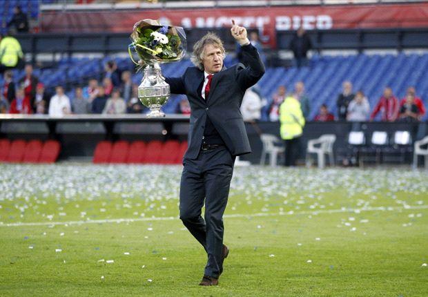 Konnte während seiner Zeit in Alkmaar einige Titelgewinne feiern: Gertjan Verbeek