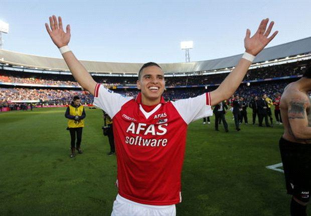 Ajax heeft zich nog niet gemeld voor Adam Maher