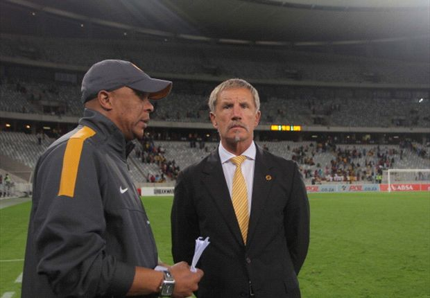 Baxter disappointed after Kaizer Chiefs' loss in Cape Town