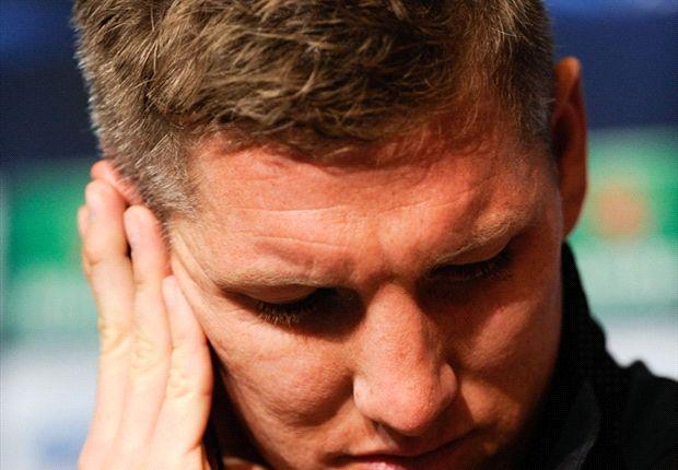 Schweinsteiger fears lengthy injury absence