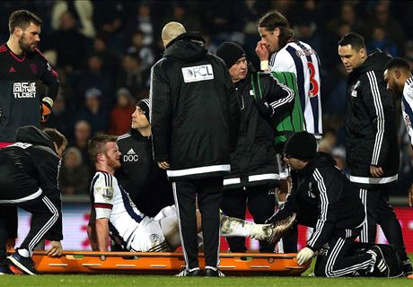 N. Ireland's Brunt ruled out of Euro 2016