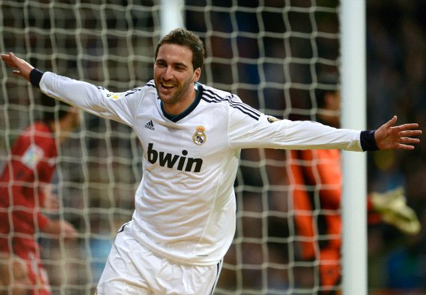 Juventus einigt sich mit Gonzalo Higuain