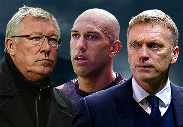 Moyes & Fergie more different than people think, says Howard