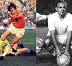 Legends World Cup: Johan Cruyff Versus Alfredo Di Stefano