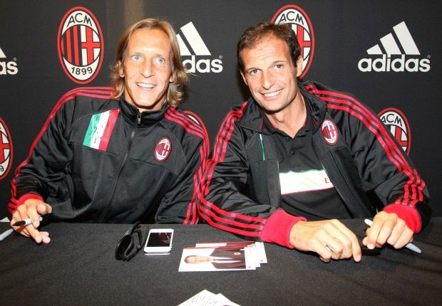 Ambrosini: Milan would be wrong to let go of Allegri
