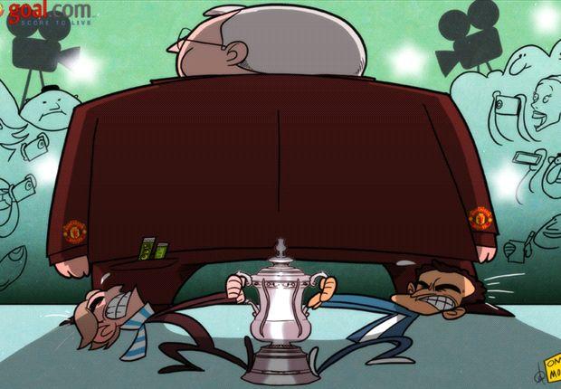 [만평] FA컵은 내 거야