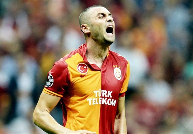 Burak Yilmaz: Goal 50 brings pride to Turkey