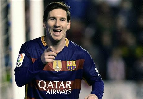 Messi scores 500th career goal