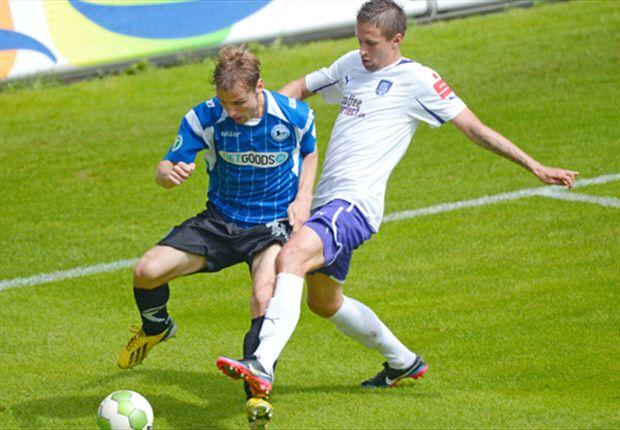 3. Liga: Karlsruher SC und Arminia Bielefeld steigen auf - Heidenheim Dritter