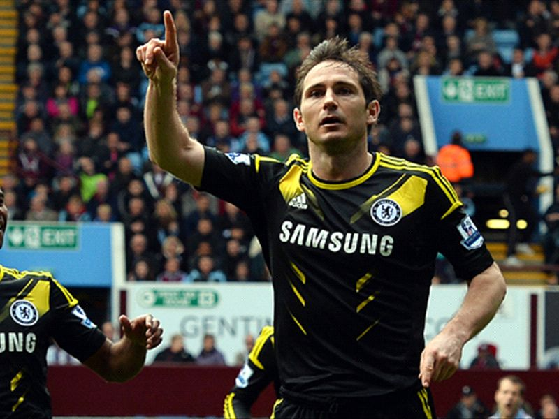 Lampard agrees one-year Chelsea contract extension